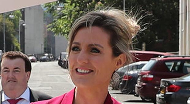Fine Gael politician Maria Bailey could be removed from the General Election ticket (Niall Carson/PA)