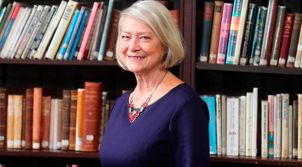 Broadcaster and journalist Kate Adie