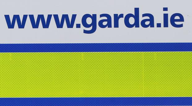 The weapon was seized as police searched a property in west Dublin on Friday night (PA)