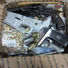 Some of the items seized in the midlands