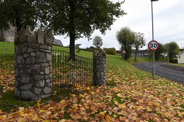 A 13-year-old girl has been critically injured after being attacked by a gang of men armed with machetes in County Fermanagh.
