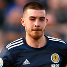 Scotland's Declan Gallagher