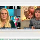 Lorraine Kelly criticised Jennifer Arcuri for appearing on Good Morning Britain and not dodging questions (ITV/Good Morning Britain)