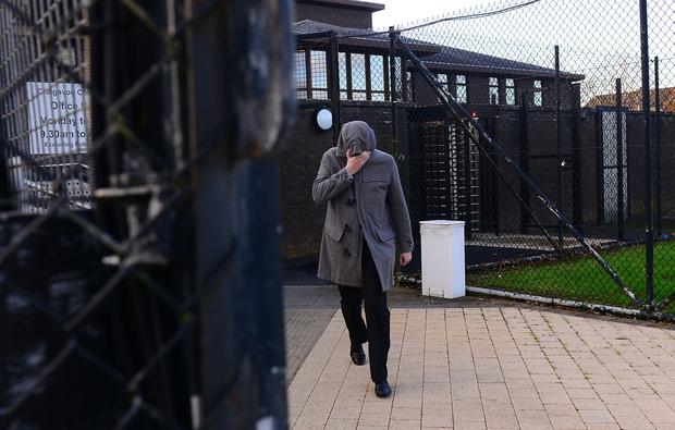 Robert Jason Ainscough pictured at Craigavon Crown Court. Pics by Pacemaker.