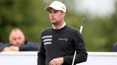 Clandeboye golfer Jonathan Caldwell, who has earned his European Tour card