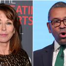 Kay Burley empty-chaired James Cleverly (PA)