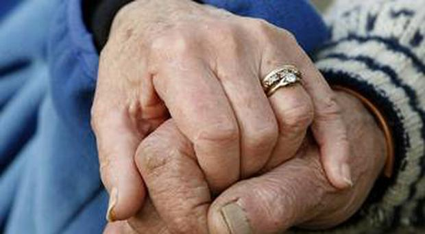 The analysis shows that on average, people in Northern Ireland have a 50:50 chance of being a carer at 47 years old, well below the average retirement age (stock image)