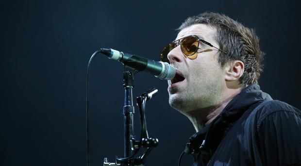 Liam Gallagher reacted on social media (Isabel Infantes/PA)