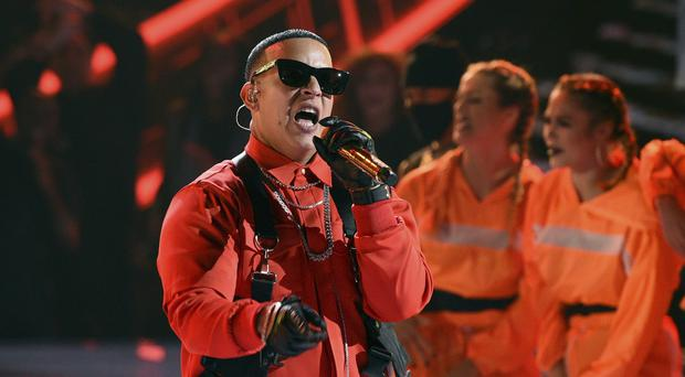 Daddy Yankee is most famous for his songs Gasolina and Despacito (Photo by Chris Pizzello/Invision/AP File)