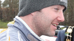Top driver: Marty McCormack enjoyed a dominant win