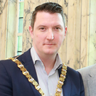 Belfast Lord Mayor John Finucane