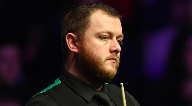 Mark Allen says he's not content with just reaching the latter stages of tournaments.
