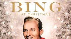 Handout photo for Bing Crosby album Bing at Christmas. See PA Feature SHOWBIZ Music Reviews. Picture credit should read: Decca. WARNING: This picture must only be used to accompany PA Feature SHOWBIZ Music Reviews.