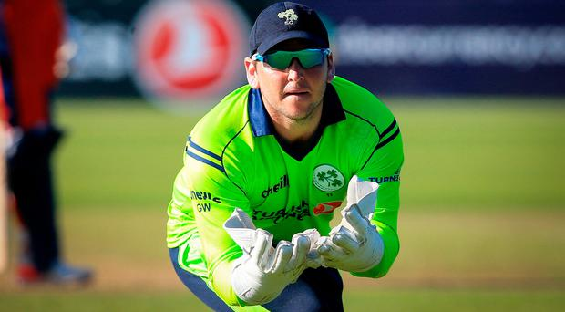 Ireland blow: Gary Wilson has been sacked as T20 captain