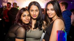 30 Nov 2019 People out at Limelight for AAA Saturdays. (Liam McBurney/RAZORPIX)
