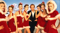 Bill Nighy in Christmas favourite Love Actually