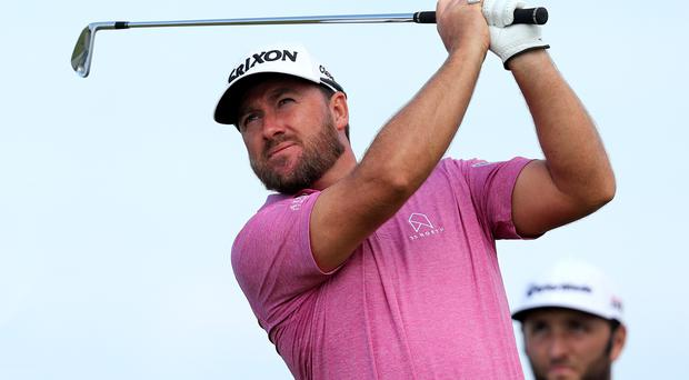 In charge: Graeme McDowell