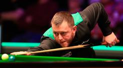 Mark Allen is the favourite to win the UK Championship.