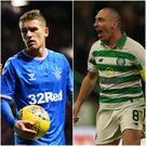 Steven Davis and Scott Brown could have decisive says in tomorrow's League Cup final
