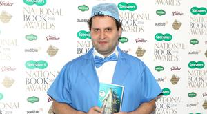Adam Kay, author of 'This Is Going to Hurt', attends the National Book Awards at RIBA in London, England. (Photo by Tim P. Whitby/Getty Images)