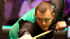 Mark Allen came back from 2-0 behind to come back and achieve a 4-2 victory