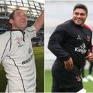 The contenders for the number eight position in our Ulster Rugby team of the decade