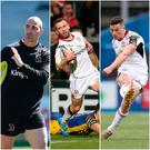 The contenders for scrum-half in our Ulster Rugby team of the decade
