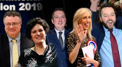 The five new MPs from Northern Ireland