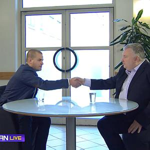 Stephen Nolan confronts convicted fraudser Jay Cartmill