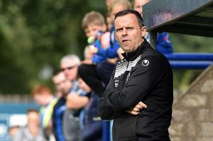 Dungannon boss Rodney McAree has a tough job after losing two of his top players.