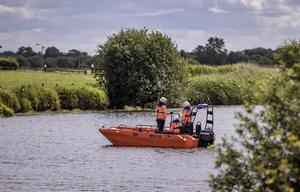 Police and emergency services recover a Ford Orion from the River Bann that could be linked to the disappearance of James Pattersonon in 1991 on July 19th 2020 (Photo by Kevin Scott for Belfast Telegraph)