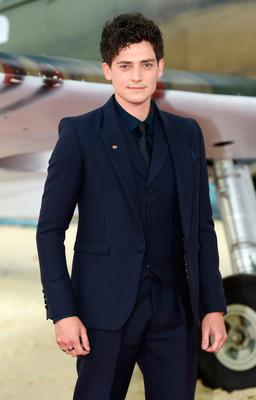 Aneurin Barnard attends the world premiere of Dunkirk at the Odeon Leicester Square in London. PRESS ASSOCIATION Photo. Picture date: Thursday July 13, 2017. See PA story SHOWBIZ Dunkirk. Photo credit should read: Lauren Hurley/PA Wire