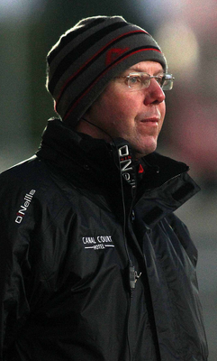 Down manager Eamonn Burns