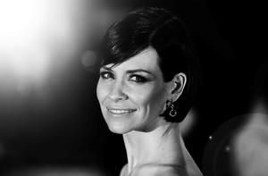 """Evangeline Lilly attends the World Premiere of """"The Hobbit: The Battle OF The Five Armies"""" at Odeon Leicester Square on December 1, 2014 in London, England.  (Photo by Stuart C. Wilson/Getty Images)"""