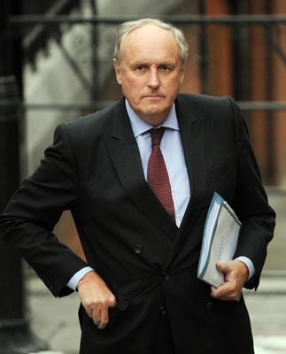 Former Daily Mail editor Paul Dacre (Stefan Rousseau/PA)
