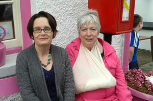 Teresa Patton and Geraldine O Cleary