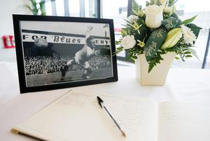 Book of condolence opens at The National Football Stadium at Windsor Park. Picture by Jonathan Porter/PressEye