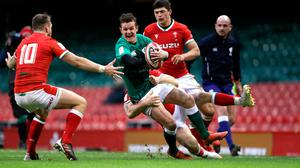 Billy Burns has been handed his first Six Nations start against France