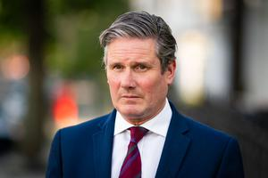 Sir Keir Starmer has called for an emergency budget to prepare for a sharp rise in unemployment (Aaron Chown/PA)