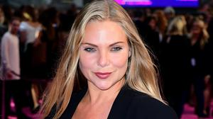 Samantha Womack has settled a damages action over phone hacking (Ian West/PA)