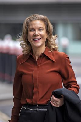 Amanda Staveley is involved in a High Court battle with Barclays (Victoria Jones/PA)