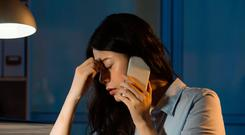 Stressed out: three in four adults feel their family is under pressure