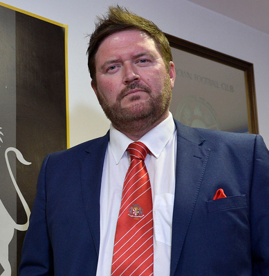 Ports boss Niall Currie