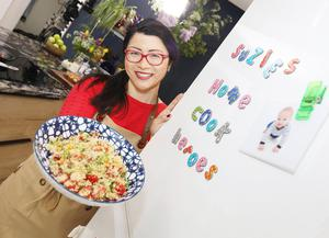 Suzie Lee's Home Cook Heroes