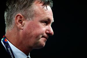 Former Northern Ireland manager Michael O'Neill.