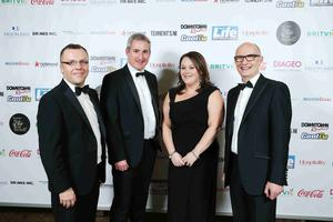 Press Eye - Belfast - Northern Ireland - 12th November 2014   Pub of the Year Awards  Picture by Kelvin Boyes / Press Eye.