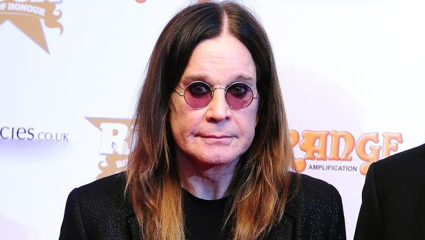 Ozzy Osbourne said he has spent the last year in 'constant' pain (Ian West/PA)