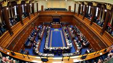 The newly formed Northern Ireland Assembly