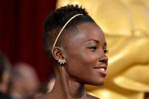 HOLLYWOOD, CA - MARCH 02:  Actress Lupita Nyong'o attends the Oscars held at Hollywood & Highland Center on March 2, 2014 in Hollywood, California.  (Photo by Frazer Harrison/Getty Images)