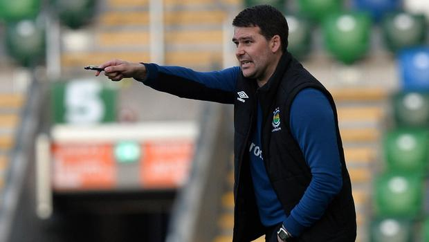 Linfield boss David Healy knows he has to shuffle his pack ahead of next season.